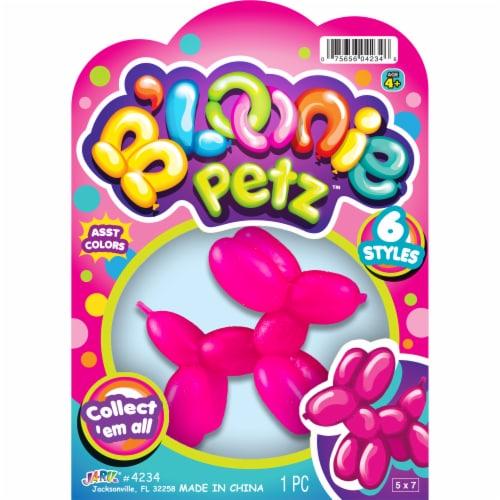 JA-RU B'loonie Petz Novelty Toys Perspective: front