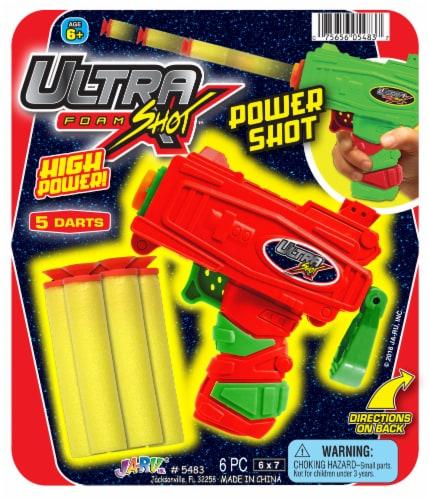JA-RU Ultra Foam Shot Blaster Perspective: front