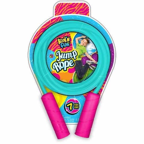 JA-RU Kool N Fun Jump Rope - Assorted Perspective: front