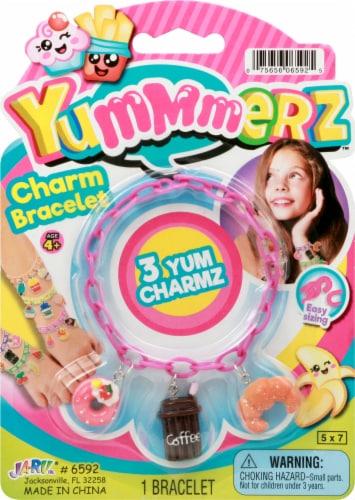 JA-RU Yummmerz Charm Bracelet Perspective: front