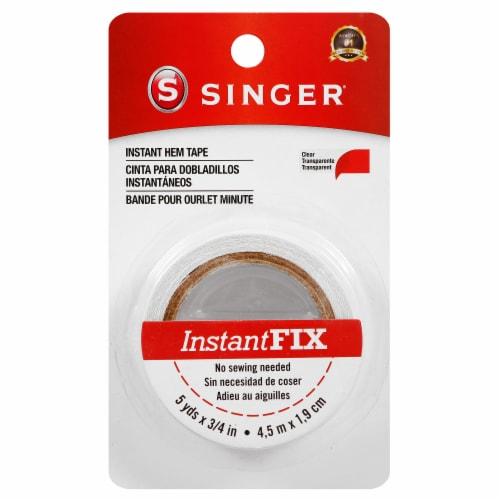 SINGER Instant Hem Tape Perspective: front