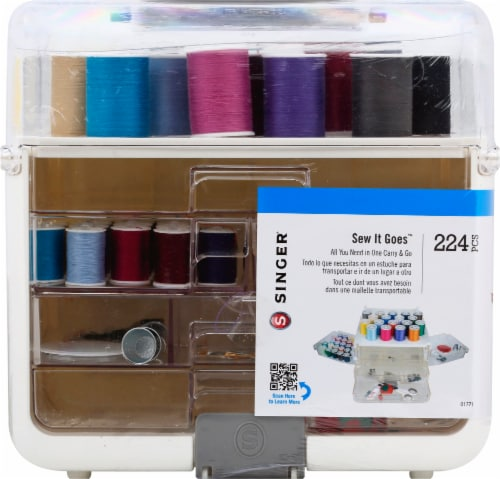SINGER® Sew It Goes Sewing Kit Perspective: front