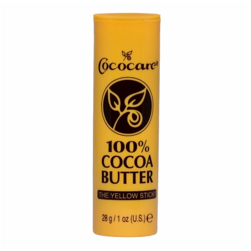 Cococare 100% Cocoa Butter Stick Perspective: front
