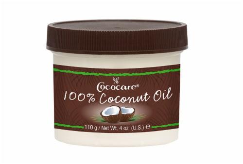 Cococare 100%Coconut Oil Perspective: front