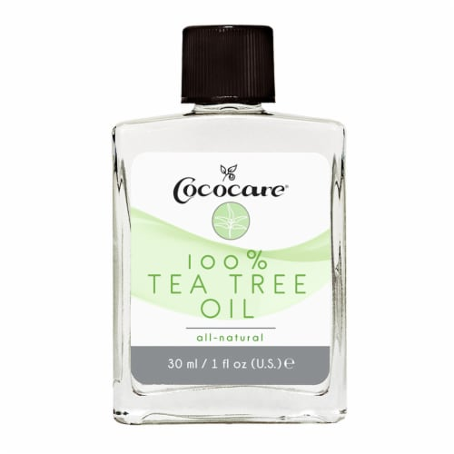 Cococare Tea Tree Oil Perspective: front