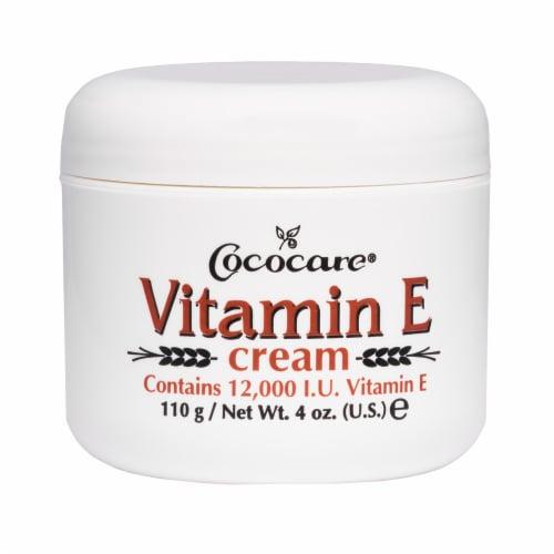 Cococare Vitamin E Cream Perspective: front