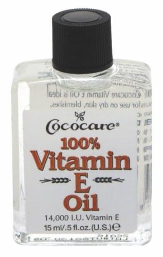 Cococare  100% Vitamin E Oil Perspective: front