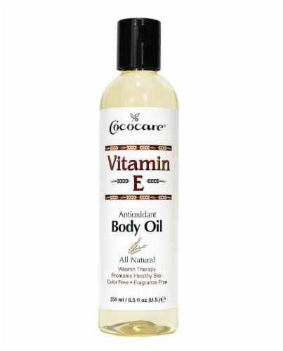 Cococare Vitamin E Antioxidant Oil Perspective: front