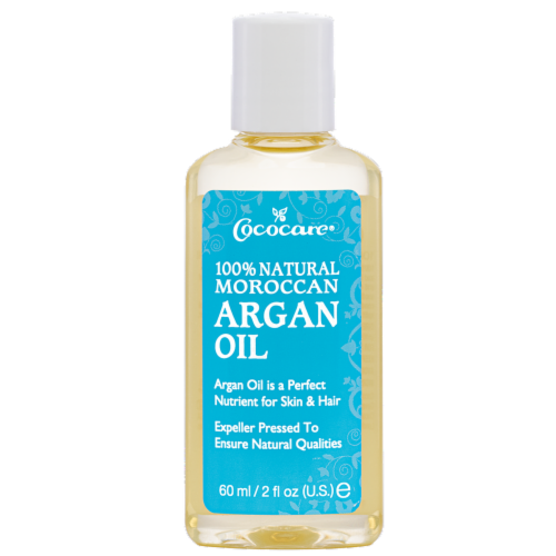 Cococare 100% Natural Moroccan Argan Oil Perspective: front