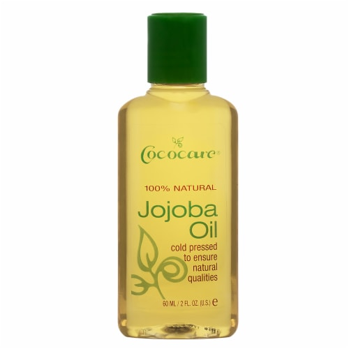 Cococare Natural Jojba Oil Perspective: front