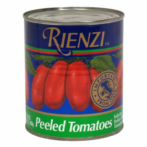 Rienzi Peeled Tomatoes Perspective: front