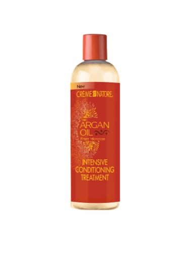 Creme of Nature Argan Oil Intensive Conditioning Treatment Perspective: front