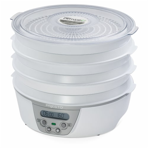 Presto Digital Electric Food Dehydrator Perspective: front