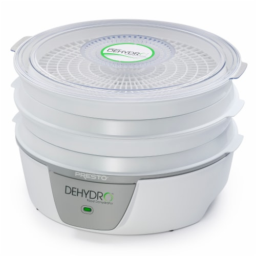 Presto® Dehydro™ Electric Food Dehydrator Perspective: front