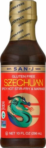 San J Szechuan Sauce Perspective: front