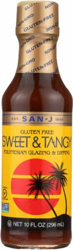San-J Sweet & Tangy Polynesian Sauce Perspective: front