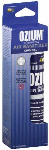 Auto Expressions® Ozium Original Glycol-ized Air Sanitizer Spray Air Freshener Perspective: front