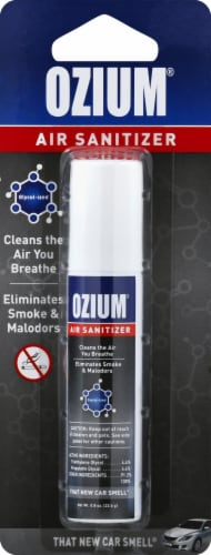 Ozium Air Sanitizer Perspective: front