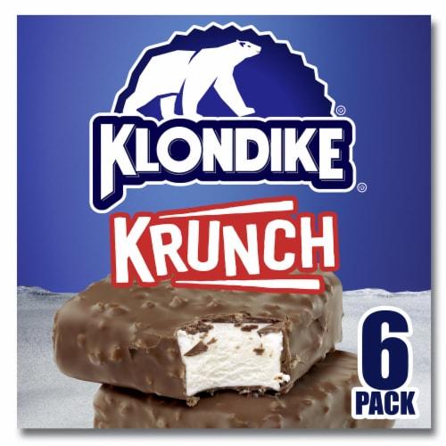 Klondike Krunch Ice Cream Bars Perspective: front