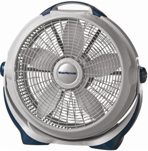 Lasko Wind Machine Fan - White Perspective: front