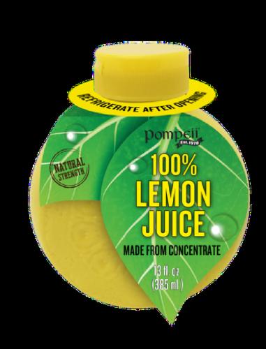 Pompeii Lemon Juice Perspective: front