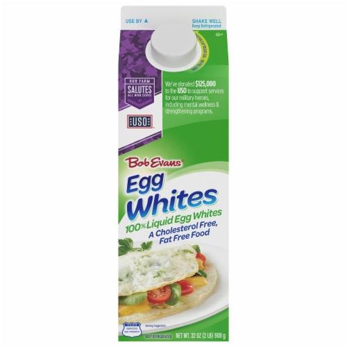 Bob Evans Liquid Egg Whites Perspective: front