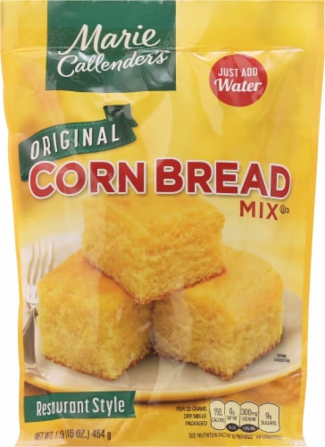 Marie Callender's Original Corn Bread Mix Perspective: front