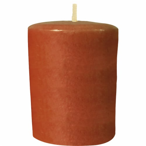 Candle-lite Cinnamon Pecan Votive Candle Perspective: front