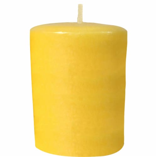 Candle-lite Tropical Fruit Votive Candle Perspective: front