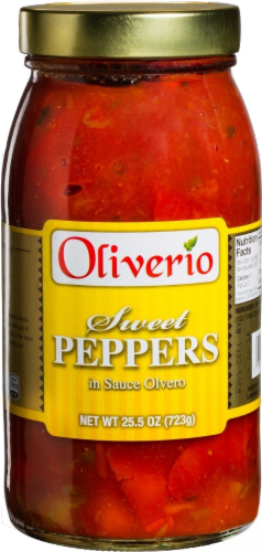 Oliverio Sweet Peppers Perspective: front