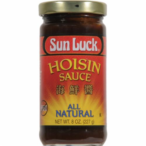 Sun Luck Hoisin Sauce Perspective: front