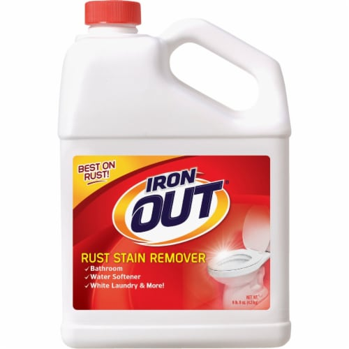 Iron Out 152 Oz. All-Purpose Rust and Stain Remover IO10N Perspective: front