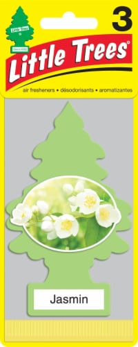 Little Trees Jasmin Air Freshener Perspective: front