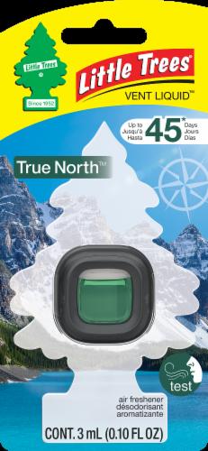 Little Trees True North Vent Liquid Perspective: front
