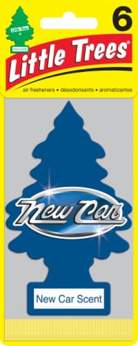 Little Trees New Car Scent Air Fresheners Perspective: front