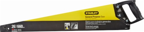 Stanley® SharpTooth Multi-Purpose Hand Saw Perspective: front