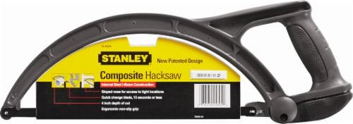 Stanley® Composite Hacksaw Perspective: front