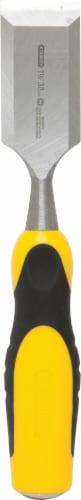 Stanley® Short Blade Bi-Material Chisel Perspective: front