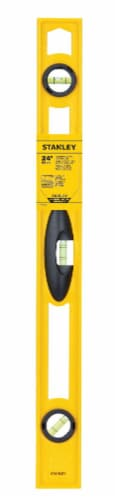 Stanley® High Impact ABS Level - Yellow Perspective: front