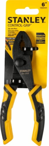 Stanley Slip Joint Plier Perspective: front