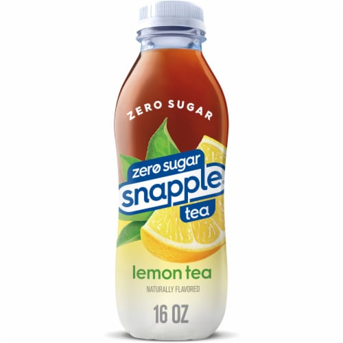 Snapple® Diet Lemon Tea Perspective: front