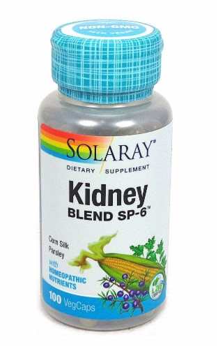 Solaray  Kidney Blend SP-6™ Perspective: front