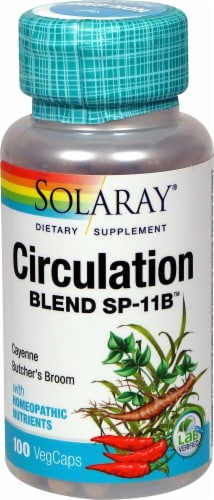 Solaray  Circulation Blend SP-11B™ Perspective: front