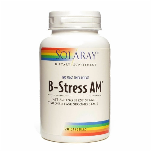 Solaray  B-Stress AM™ Perspective: front