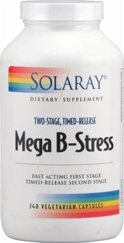 Solaray  Mega B-Stress Perspective: front