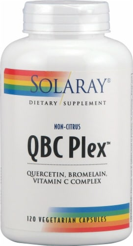 Solaray  QBC Plex™ Perspective: front