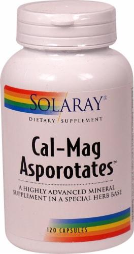 Solaray  Cal-Mag Asporotates™ Perspective: front