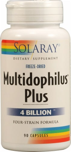 Solaray  Multidophilus™ Plus Perspective: front