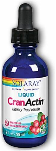 Solaray CranActin Syrup Perspective: front