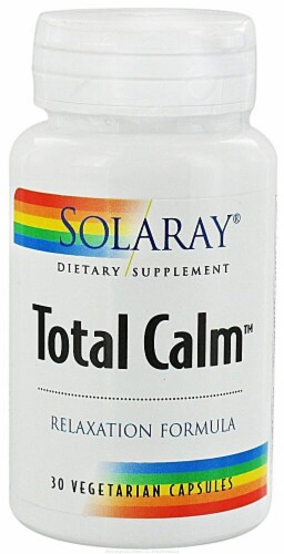 Solaray  Total Calm™ Perspective: front